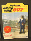 A.C. Gilbert Company James Bond Accessories Figurine of M