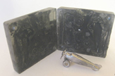 A.C. Gilbert Company Metal Casting Set  -- Airplane Mold