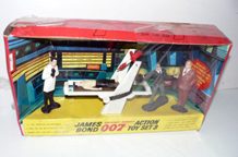 Gilbert James Bond Tableau from Goldfinger