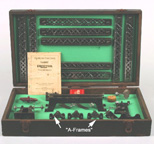 A.C. Gilbert Company Miniature Machines Set- 1920s Open