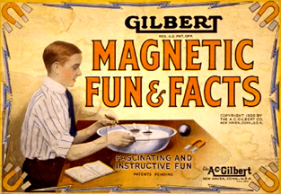 Gilbert Magnetism Set