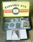 A.C. Gilbert Company Electric Eye Set