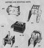 Erector Set Motors