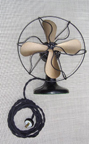 A.C. Gilbert Company Polar Cub Fan