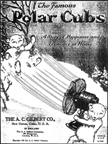 A.C. Gilbert Company Polar Cub Fan Advertisement