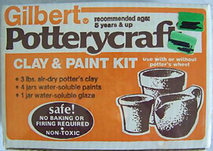 Cover of the 1963 Pottery Set