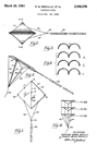 Francis Rogallo felexible kite patent No. 2,546,078