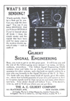 Gilbert Signal Engineering Set