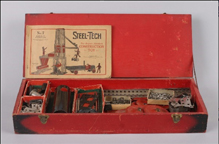 A.C. Gilbert Company Steel Tech Set made for Sears