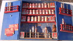 A.C. Gilbert Company Wooden 1920s Chemistry Set