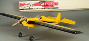 Berkley Models Zilch Model Airplanes