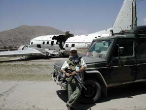 Cameron sellers in Afghanistan