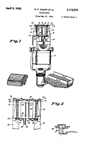 44BX Microphone Patent 2,113,219