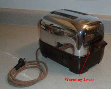 GE 149T77 Toaster