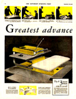 Ad for the General Electric Flatplate Ironer