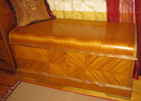 Leslie Roos Cedar Chest