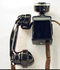 Western Electric Model 201 Wall Phone