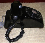 Western Electric Model 500 Desk phone