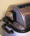 John s Westinghouse Roaster Rotisserie attachment