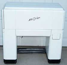 The ABC Ironer - closed