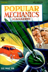Streamlining the Chrysler Airflow Popular Mechanics, March 1934