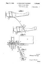 Air to Air Refueling Patent No. 1728449