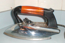 American Beauty Iron
