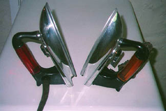 American Beauty Irons