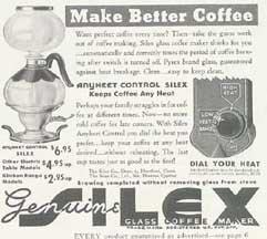 An Ad for the Silex ANYHEET Control from 1935