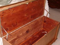 Barbara's  Cavalier Cedar Chest Pattern No. 413  Style No.6581