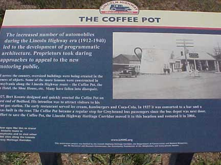 Coffee Pot History