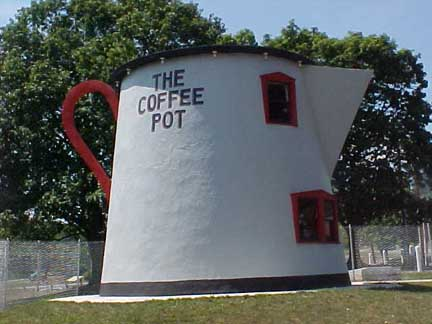Coffee Pot Building