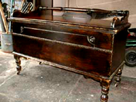 Jerrys Cavalier Cedar Chest closed