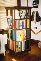 Lawyers Rotating Bookcase