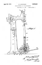 Bostitch Wire Stitcher patent 1802822