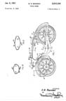 Bowden Bicycle Patent 2537325