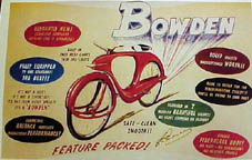 Ad for the Bowden Spacelander