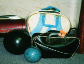 Regular and Duckpin Bowling Balls