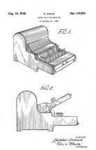Bread Slicer Design patent D110920