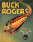 Cover of Buck Rogers Book The Planetoid Plot