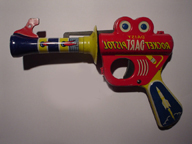 Buck Rogers Ray Gun made by Daisy
