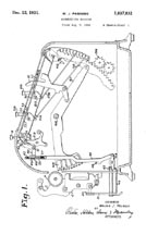 Burroughs Adding Machine Patent 1,837,832