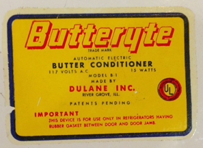 The Dulane Butteryte