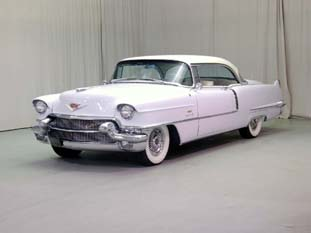 The 1956 Cadillac