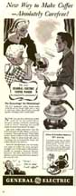 GE Coffee-Maker Ad LIFE Oct 6, 1941