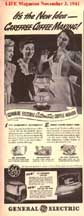 GE Coffee-Maker Ad LIFE Nov 3, 1941