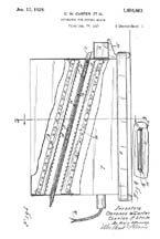 Carter Grill Patent 1656663