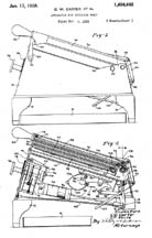 Carter Grill Patent 1656662