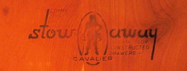 Cavalier Stow-Away Chest
