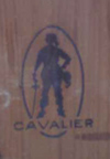 Waterfall Cavalier Cedar Chest Made in the 1950s